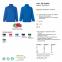 Толстовка Full Zip Fleece 062510