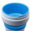 Складная силиконовая чашка 886001