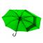 Зонт-трость полуавтомат BACSAFE 11