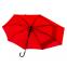 Зонт-трость полуавтомат BACSAFE 14