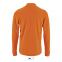 Мужская рубашка поло с длинным рукавом PERFECT LSL MEN-02087