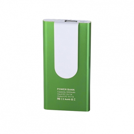 Power bank, 3000 мА/г, 1A 3009
