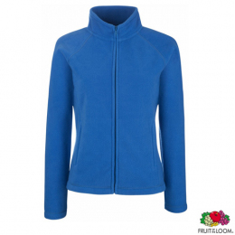 Толстовка 'Lady-Fit Full Zip Fleece' M (Fruit of the Loom) 062066