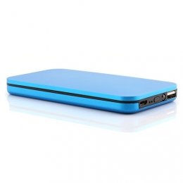 Power Bank Slim, 4000 мАч