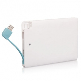 Power Bank Card, 2500 mAh
